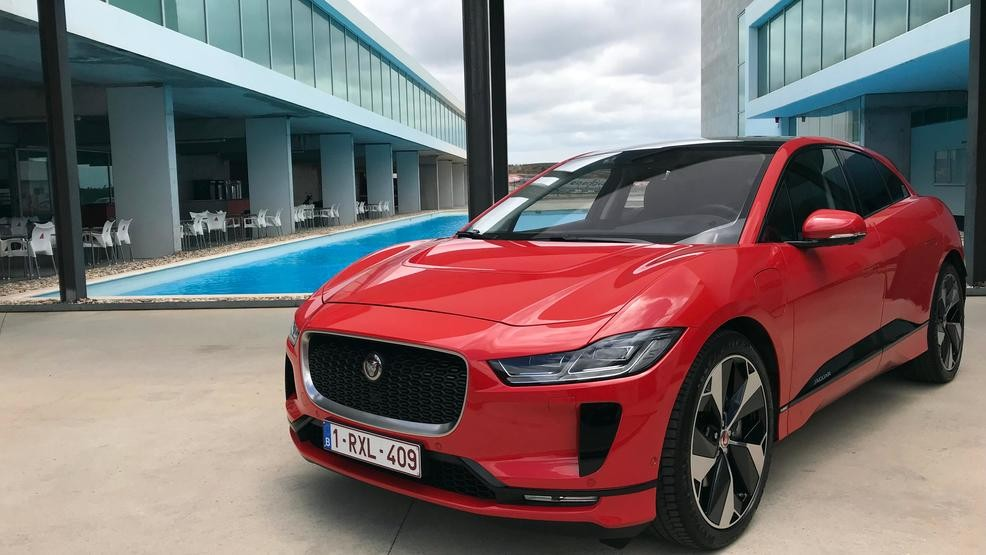 2019 Jaguar I Pace Has An Ev Ever Looked So Good Or Been Fast And Capable