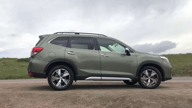 2019 Subaru Forester: A comfortable daily driver [First Look] | WCHS