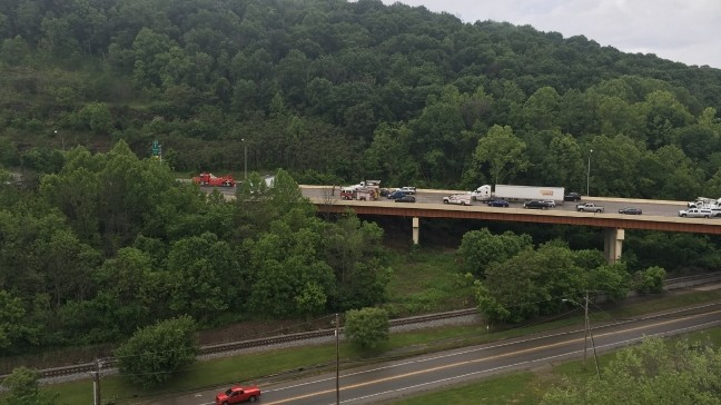 I-64 in Dunbar reopens after tractor-trailer accident | WCHS