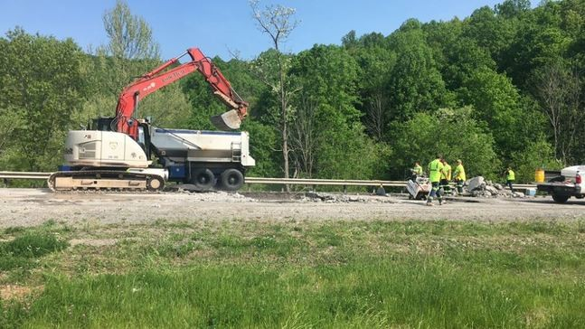 DOH: Heat, humidity to blame for buckled I-79 roadway   WCHS