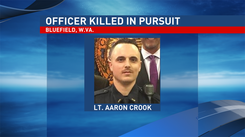 Funeral held for West Virginia officer killed during pursuit