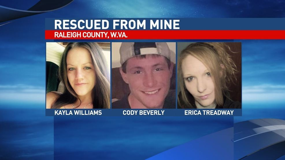 Search for missing people believed to be in abandoned mine