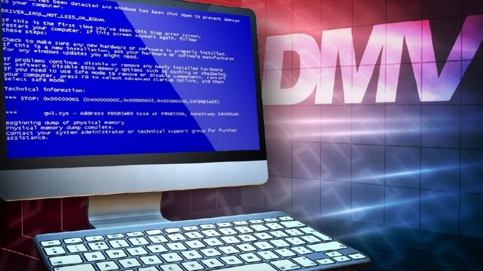 West Virginia DMV experiencing statewide computer technical