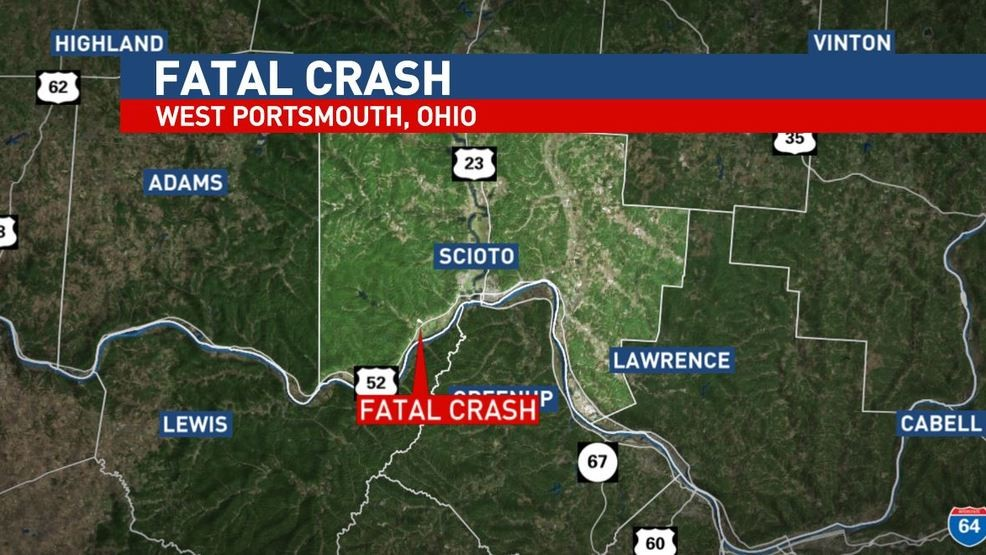 One killed in two-vehicle crash in West Portsmouth, Ohio | WCHS