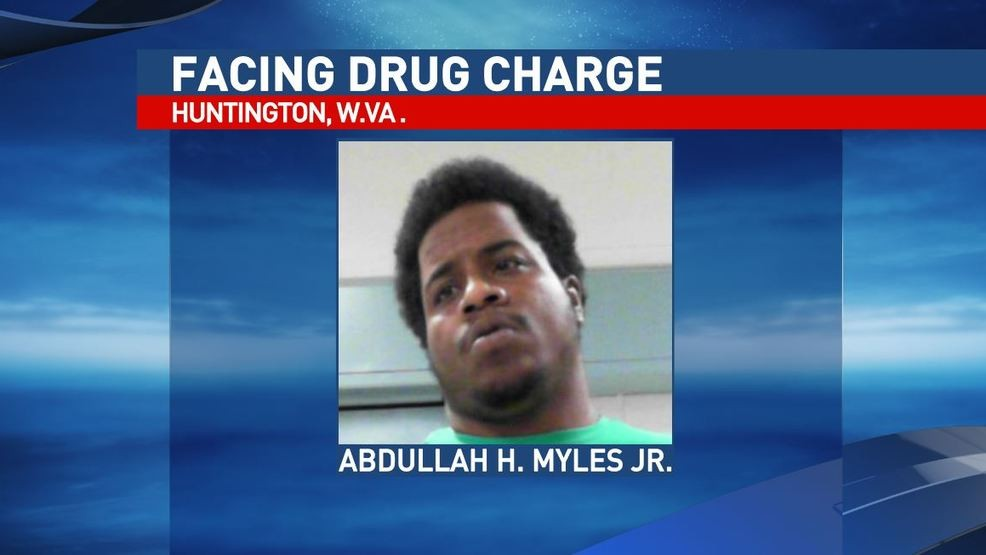 Michigan man arrested in Huntington facing drug charge | WCHS