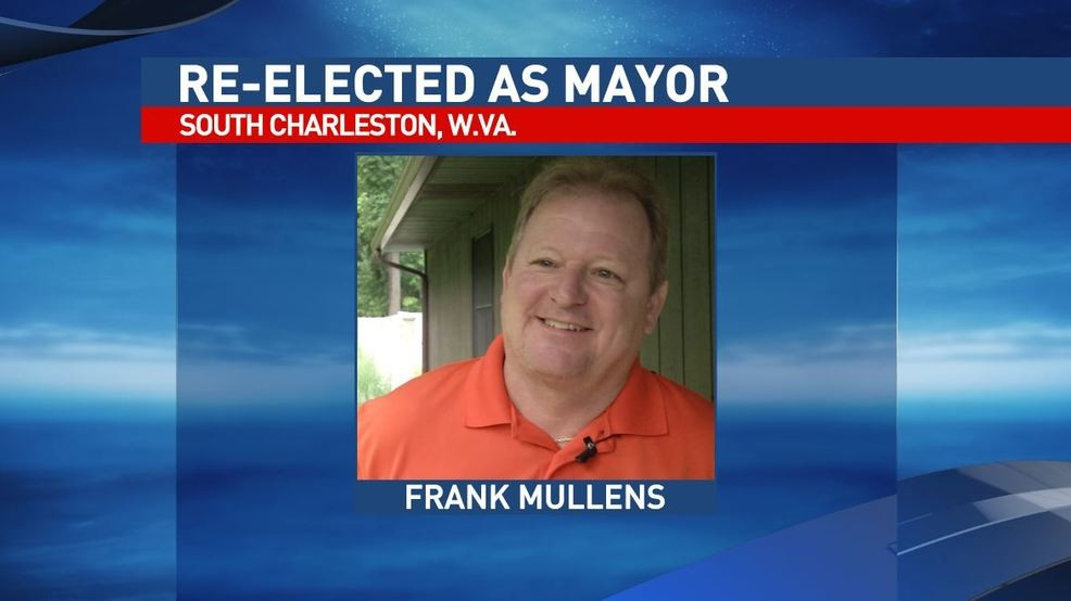 Frank Mullens re-elected as South Charleston mayor | WCHS