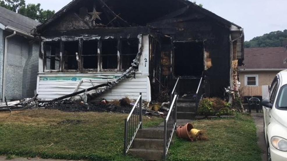 Huntington man charged with arson in West End house fire | WCHS