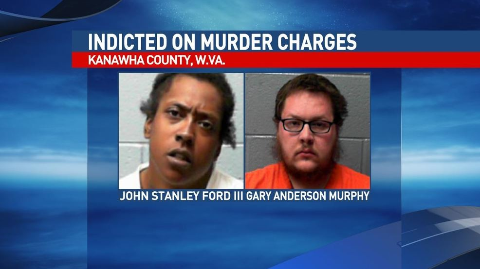 Two men indicted on murder charges in Kanawha County in