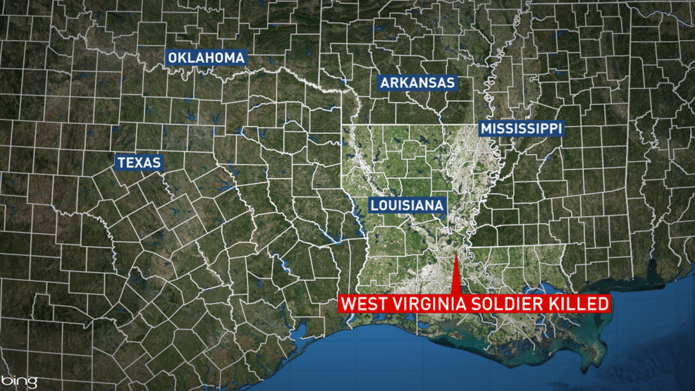 Army Probing Fatal Shooting Of West Virginia Soldier On Louisiana