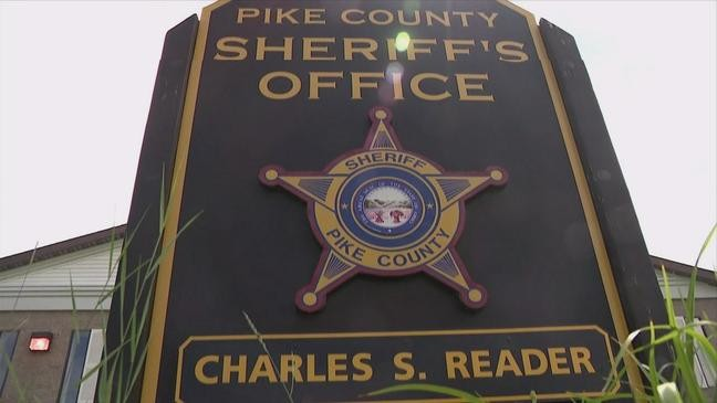 Pike County sheriff facing multiple charges including theft in