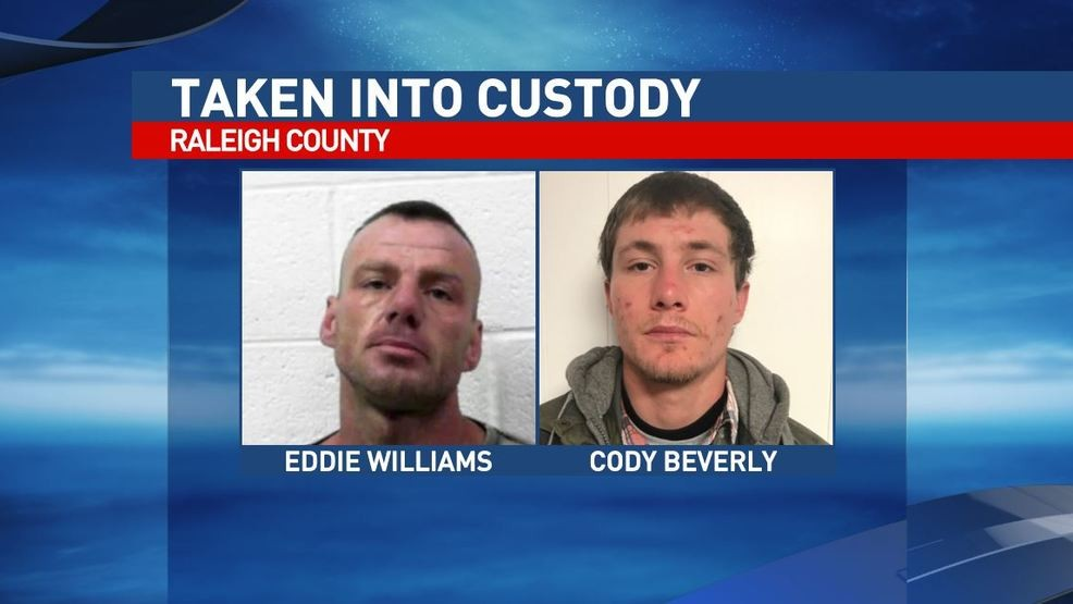 Two of four people accused of entering abandoned coal mine in