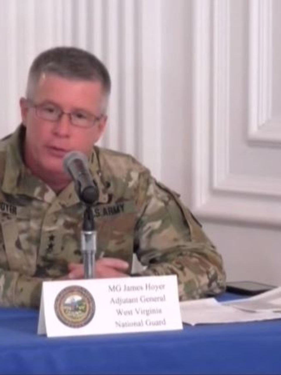 Nearly 100 West Virginia National Guard Members Helping State With Coronavirus Response Wchs