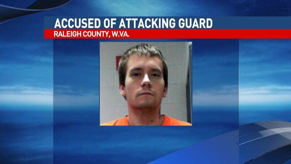 Regional jail inmate in Raleigh County accused of stabbing