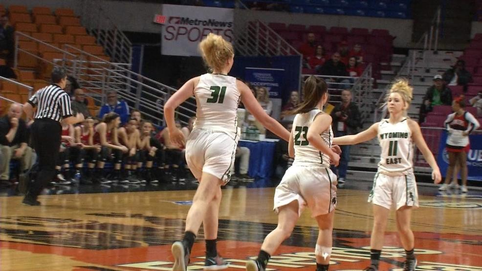 Game 14: Wyoming East breezes by Wayne to advance to Class