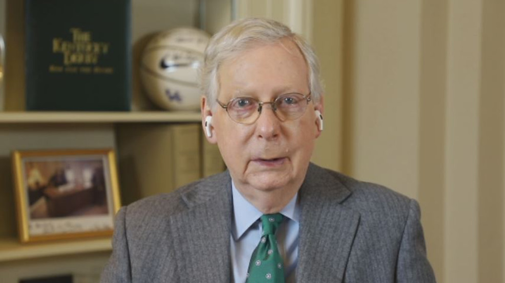 Problems With His Health Mcconnell Says Of Course Not Wchs