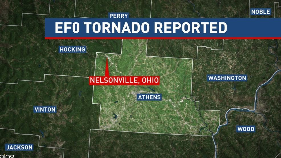 National Weather Service Confirms Ef0 Tornado Touched Down In Ohio