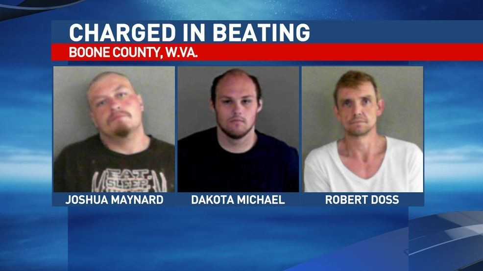 Three Arrested In Boone County Beating Fourth Suspect Sought Wchs