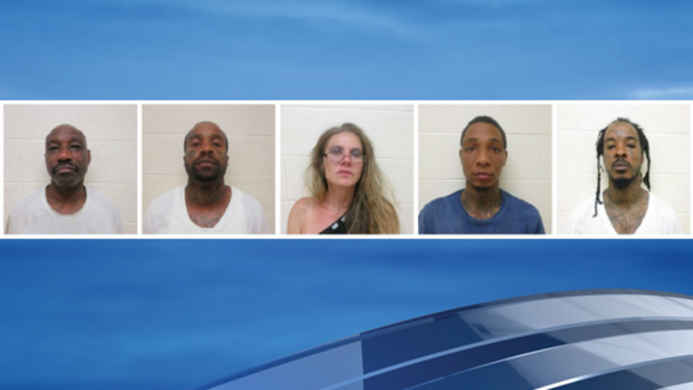 Task force arrests five in drug bust in Scioto County, Ohio