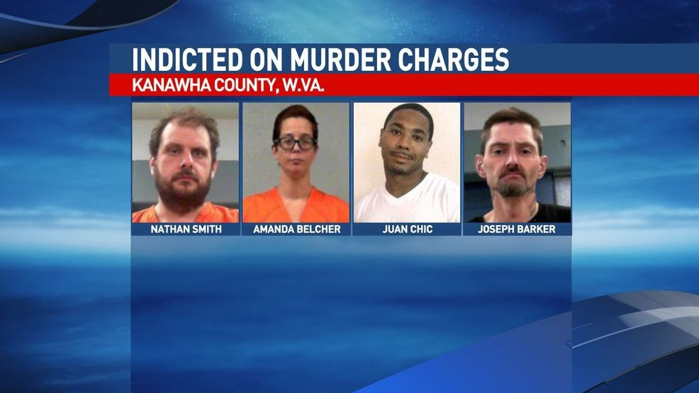 Four indicted on murder charges in separate Kanawha cases | WCHS