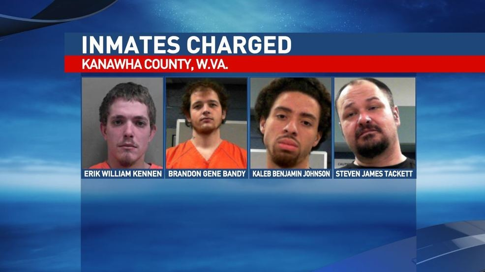 Four inmates charged, accused of attacking inmate at South Central