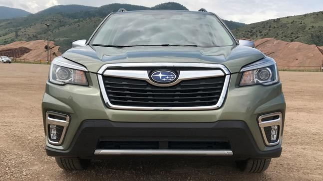 2019 Subaru Forester: A comfortable daily driver [First Look
