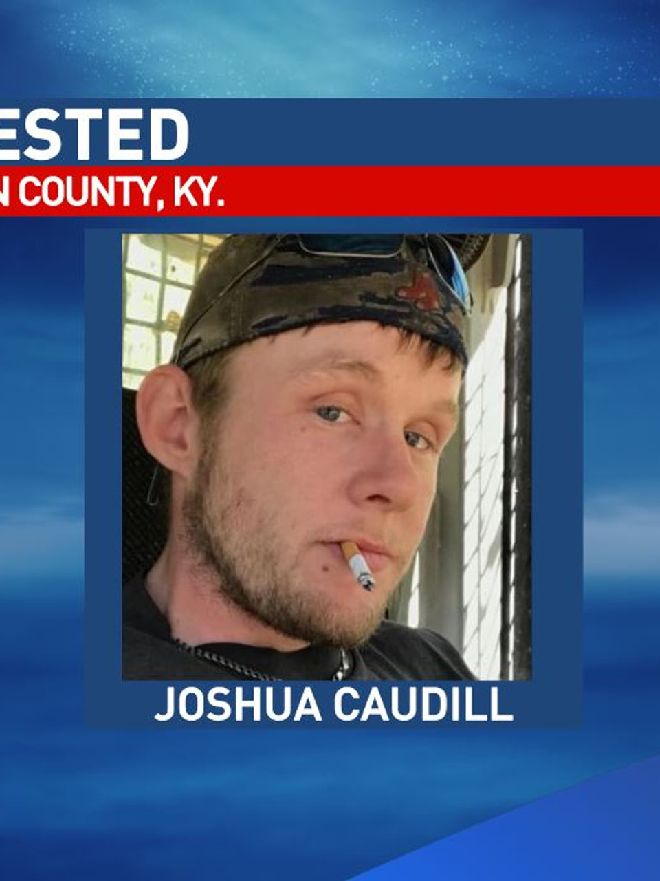 Suspect Wanted In Johnson County Ky Shooting Captured Wchs