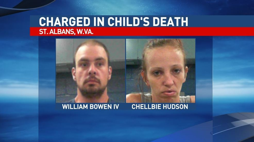 Two People Charged In Death Of 8 Month Old Child In St Albans Wchs